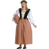 Medieval celestina ladies costume