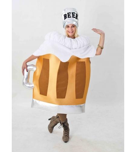 Beer tankard costume
