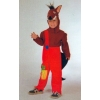 Wolf kids costume