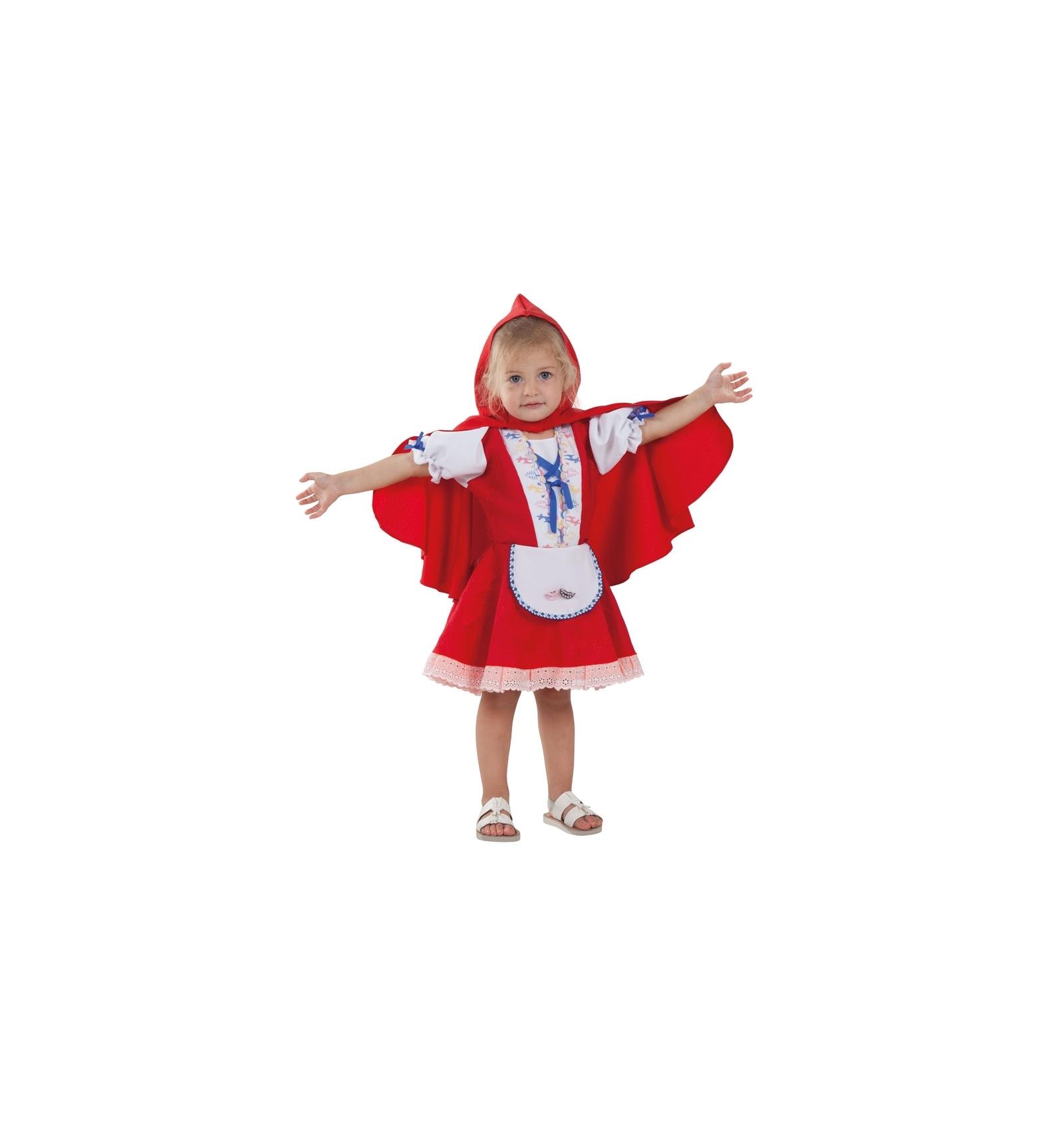 Disfraz caperucita roja bebe tienda de disfraces online - Disfraz bebe caperucita roja ...