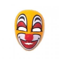 Masque clown tissu
