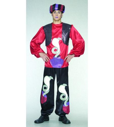 Sultan man costume
