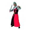 Disfraz medieval cruzado adulto