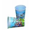 6 disney plastic cups in a bag