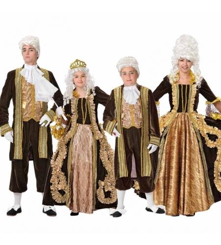 Familia Marqueses y baronesas
