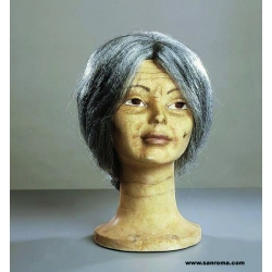 Old lady wig