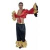 Disfraz tropicano samba adulto
