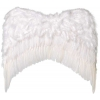 Angel wings marabout