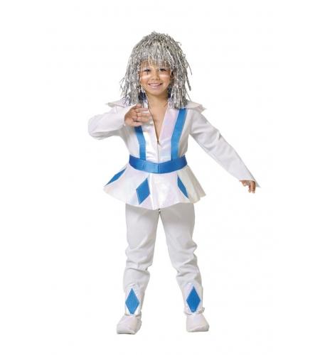 Galactic warrior girls costume
