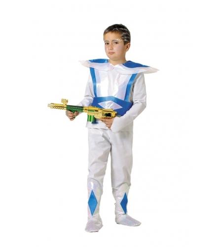 Galactic warrior boys costume