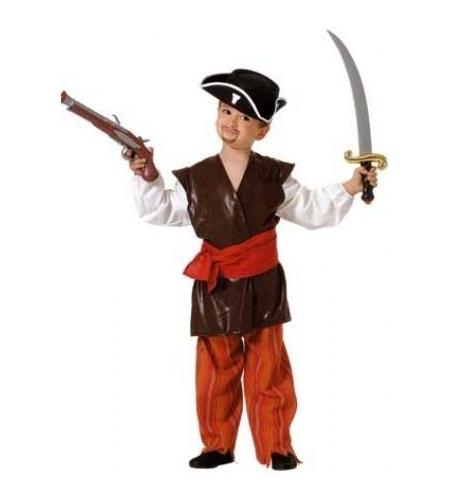 Buccaneer kids costume