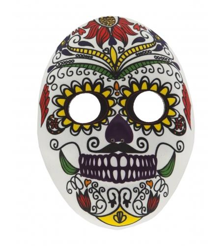 Mascara catrina de eva
