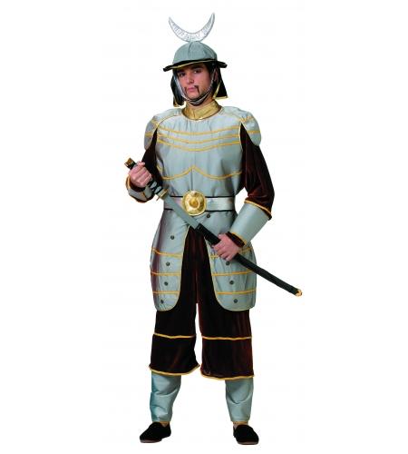 Disfraz guerrero nipon adulto