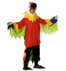 Papagei Kostüm