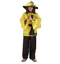 China girl kids costume