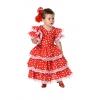Flamenco dancer kids costume